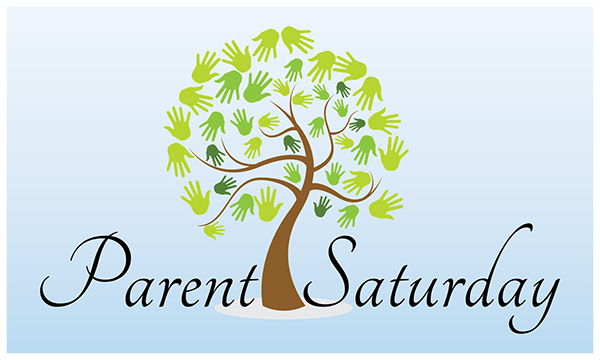 Logo for Parent Saturday workshops