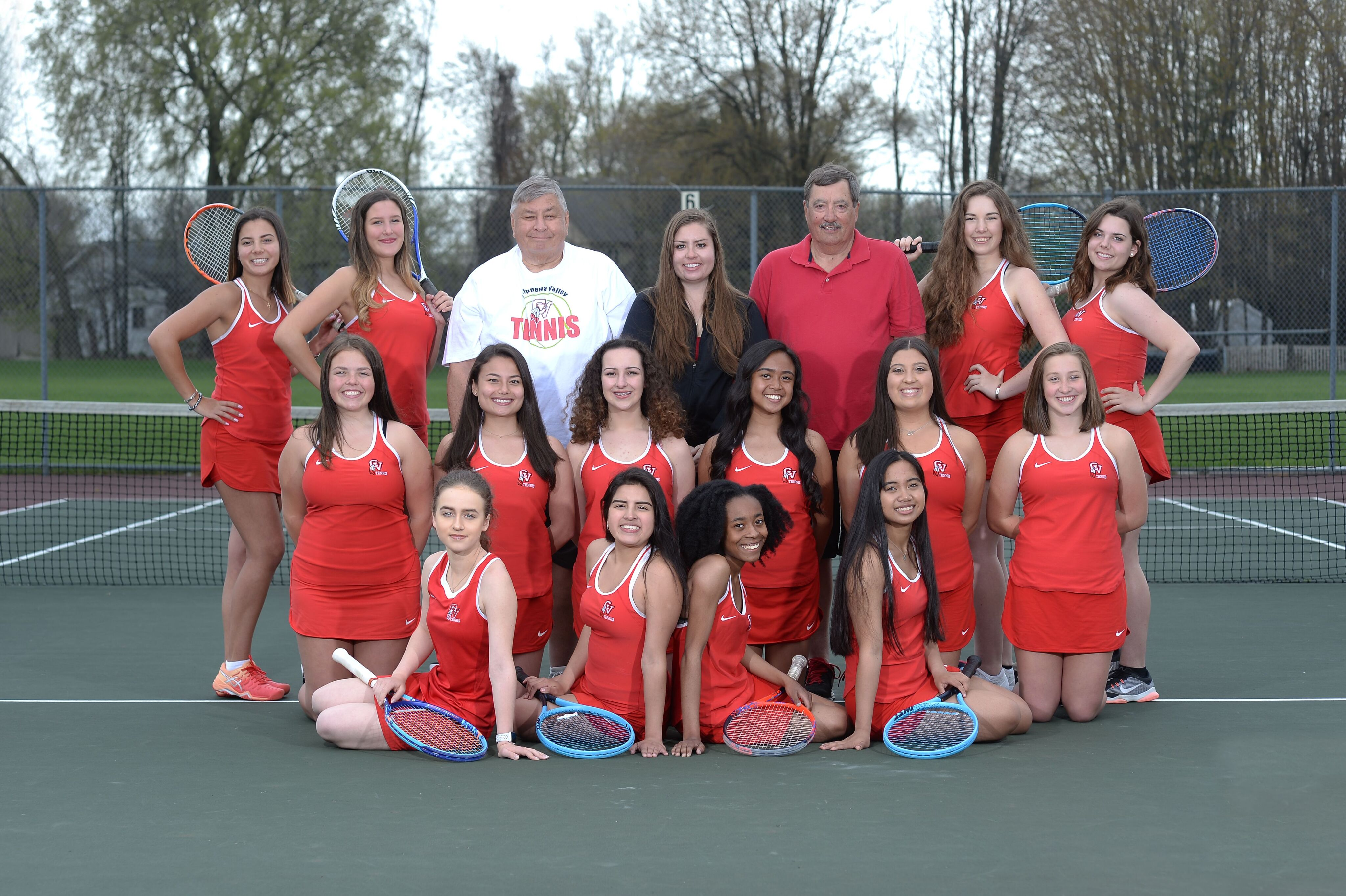 Girls varsity Tennis